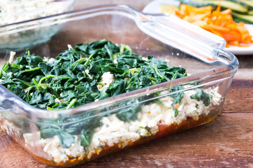 the perfect vegan lasagna_ hot for food