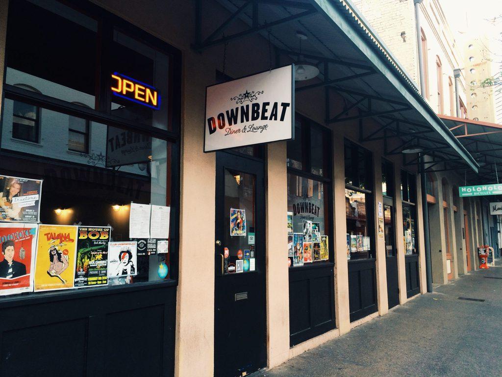 downbeat diner_hot for food