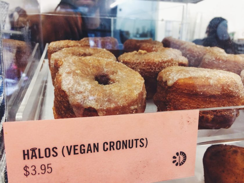 cronut_hot for food