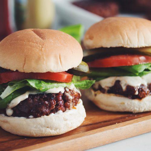 The Best Damn Vegan Burger Hot For Food By Lauren Toyota