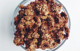 hemp granola_hot for food