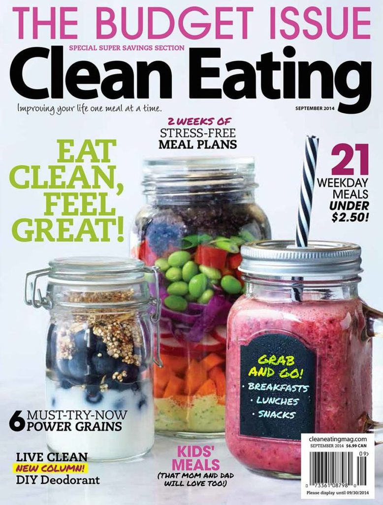 clean eating sept cover_2014