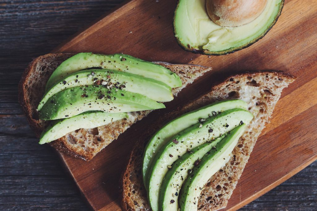 avocado toast_hot for food