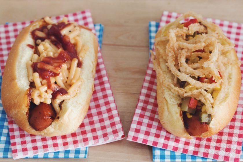 the vegan hot dog challenge_hot for food