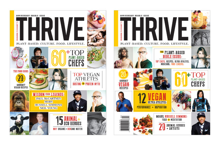 thrive covers