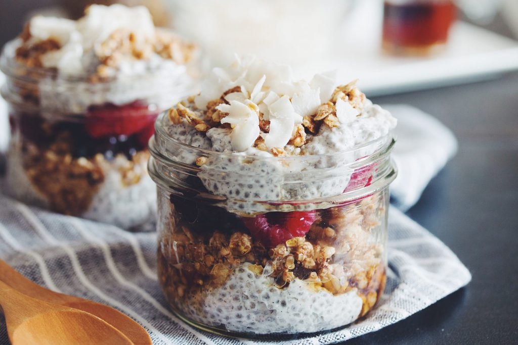 coconut chia parfaits_hot for food