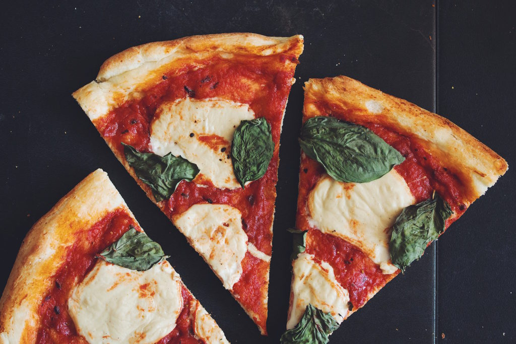margherita pizza_hot for food