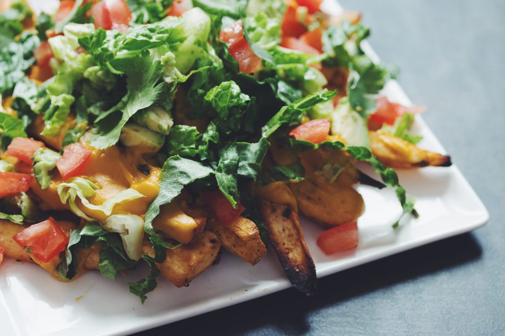 vegan yacho fries_hot for food