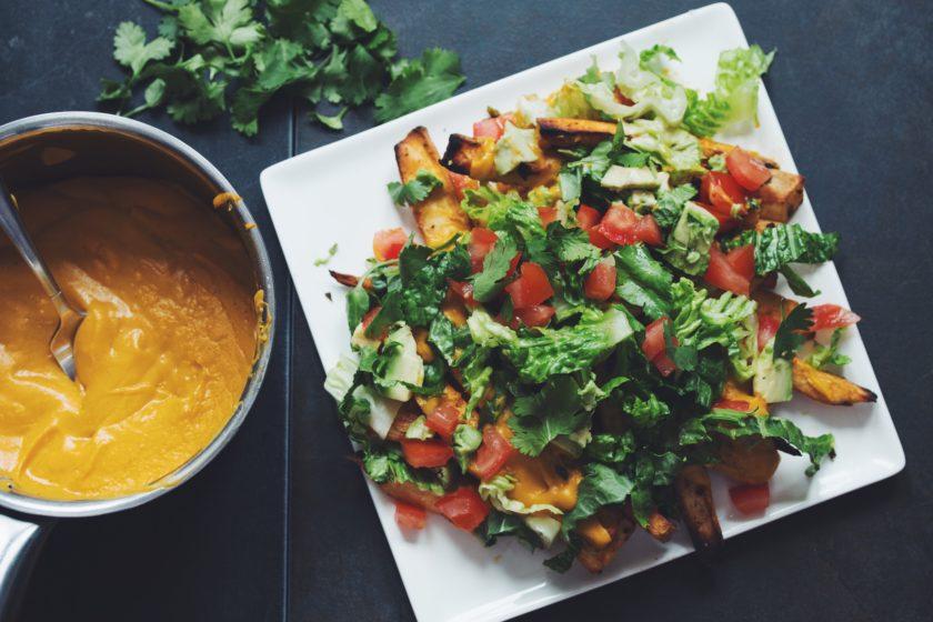 vegan yacho fries_hot for food