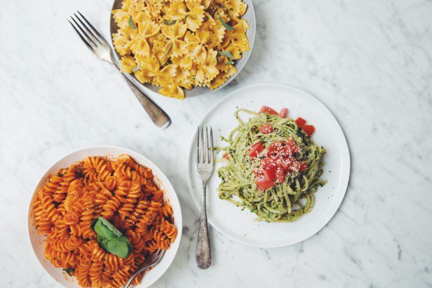 easy vegan pasta sauces_hot for food