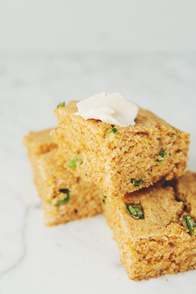 vegan jalapeno cornbread_hot for food