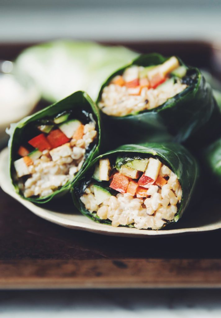 collard nori rice rolls_hot for food