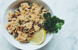 sweet potato risotto_hot for food