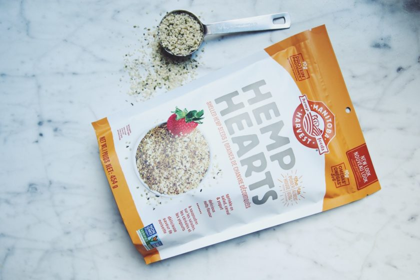 hemp hearts 3 ways_hot for food