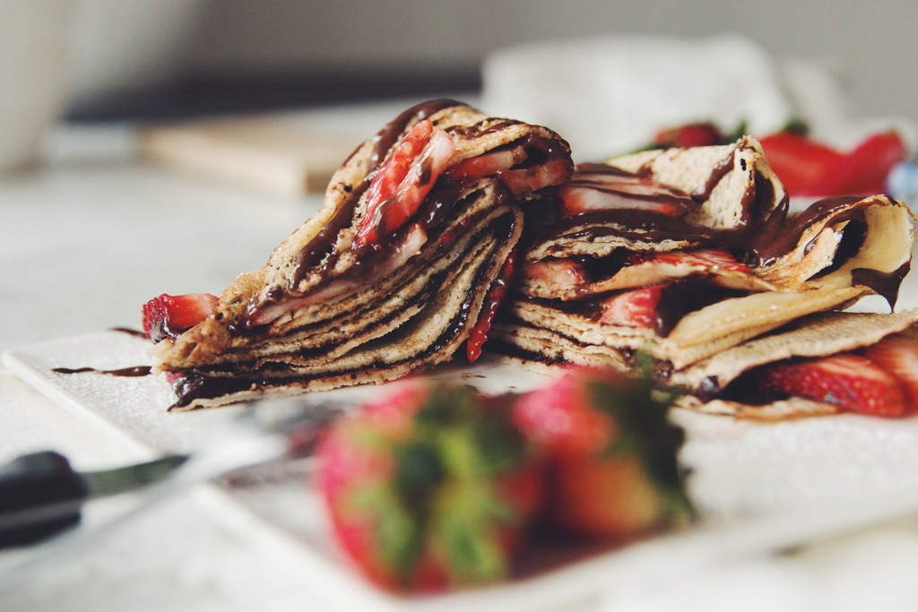 vegan nutella crepe_hot for food