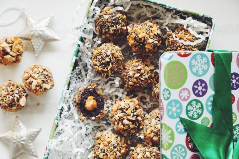 vegan hazelnut truffles_hot for food