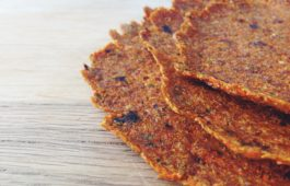 sundried tomato carrot flax wraps_hot for food
