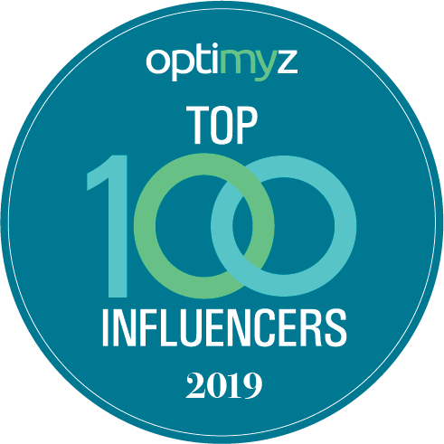 optimyz top 100 influencers of 2019