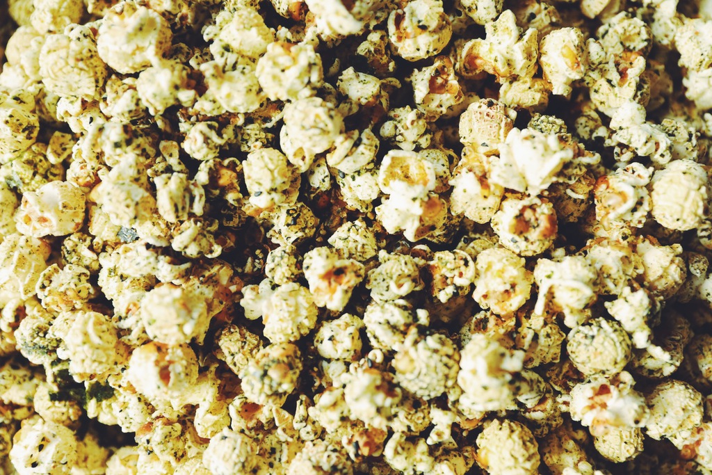 nori sesame popcorn_hot for food