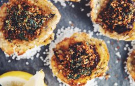 vegan oysters rockefeller_hot for food