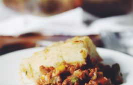 Vegan Shepherd's Pie_hot for food