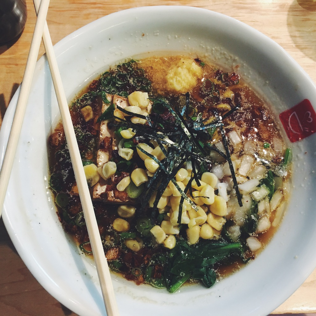 tatsu ramen_what I ate in los angeles_hot for food