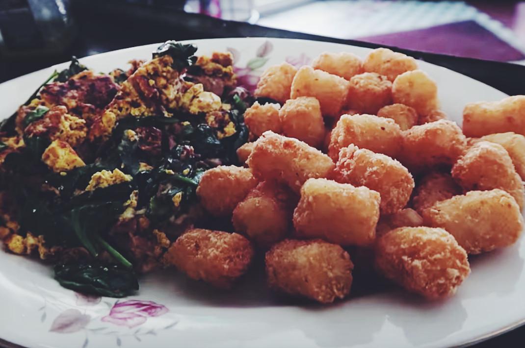 vegan food in philadelphia_hot for food