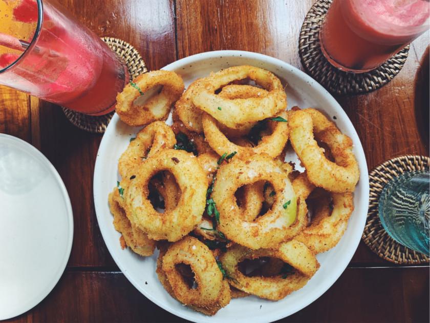 vegan food in bali_hotforfood