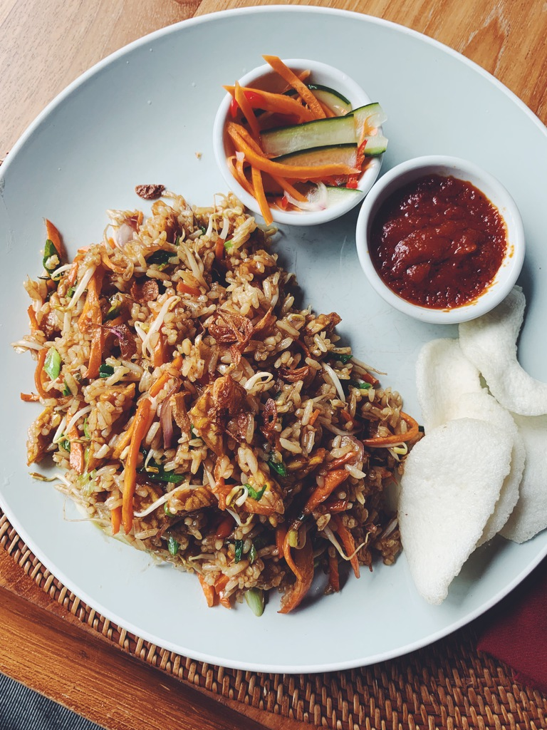 What I Ate In Bali_hot for food