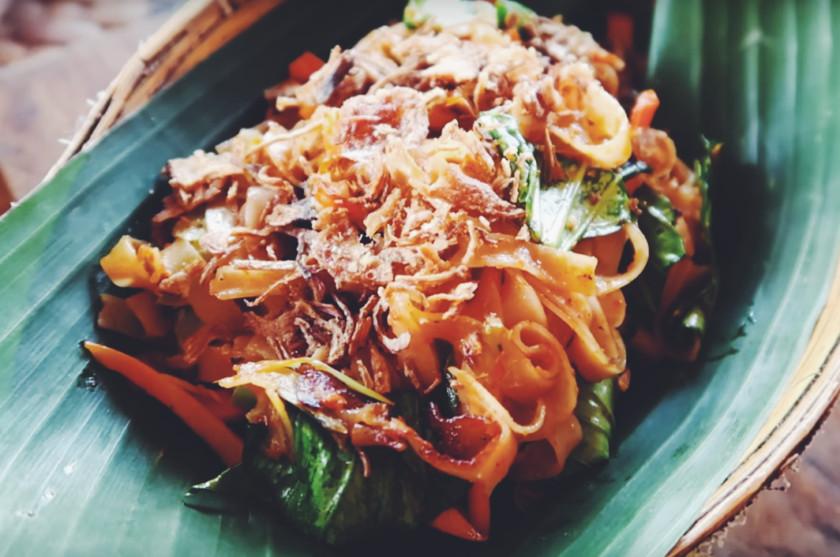 vegan food in bali_hot for food