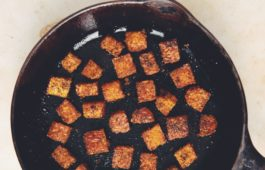 tempeh croutons_hot for food