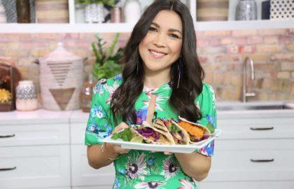 Lauren Toyota. hot for food_The Marilyn Denis Show