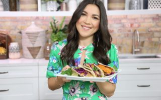 Lauren Toyota. hot for food_The Marilyn Denis Show
