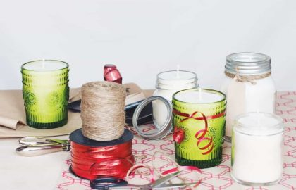 diy soy candles_hot for food