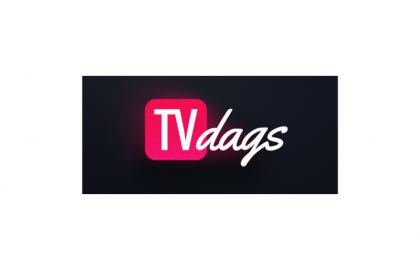 tvDags logo