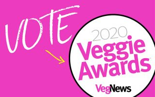 VeggieAwards2020.ImNominated.INSTAGRAM