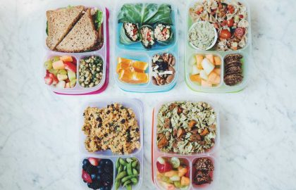easy vegan bento boxes_hot for food