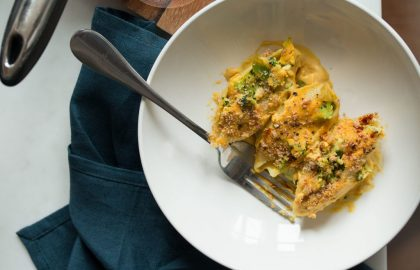 broccoli and cheese stuffed shells_hot for food