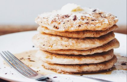 coconut pancakes_hot for food