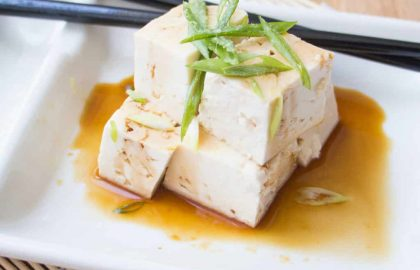 cold tofu_hot for food