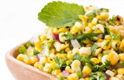 roasted corn salad_hot for food