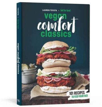 vegan comfort classics - hot for food