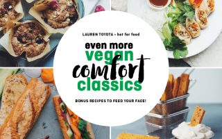 even more vegan comfort classics_cover_hot for food