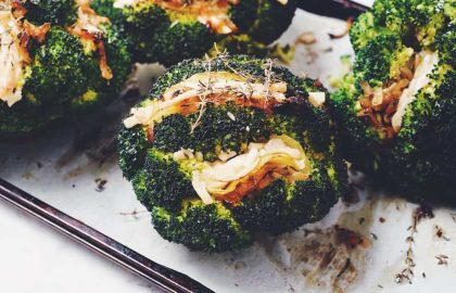 hasselback broccoli_hot for food