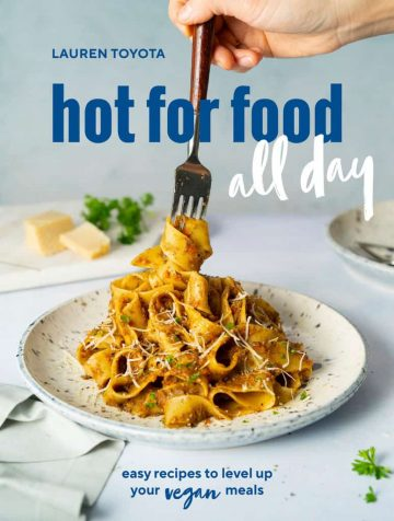 hot for food all day book cover