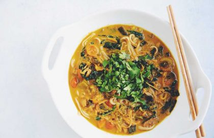 jackfruit laksa_hot for food