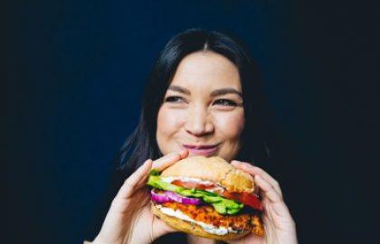 Lauren Toyota_hot for food