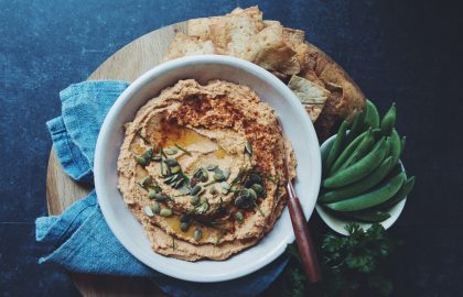 pumpkin hummus_hot for food