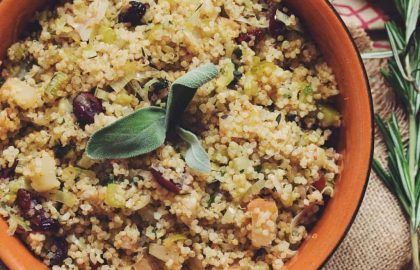 quinoa and apple stuffing_hot for food