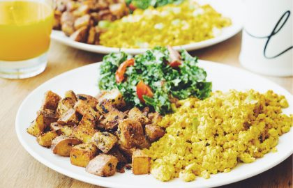 the perfect tofu scramble_hot for food